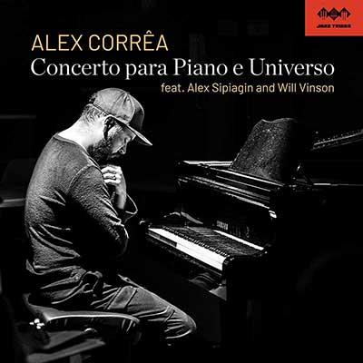 Alex Corrêa - Concerto para Piano e Universo (download WAV)