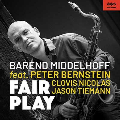 Barend Middelhoff – Fair Play (audio cd)
