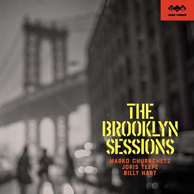 Churnchetz Teepe Hart - Brooklyn Sessions (audio-cd)