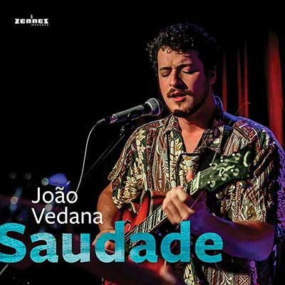 João Vedana - Saudade (audio cd)