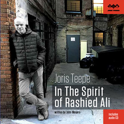 Joris Teepe - In The Spirit Of Rashied Ali (download WAV)