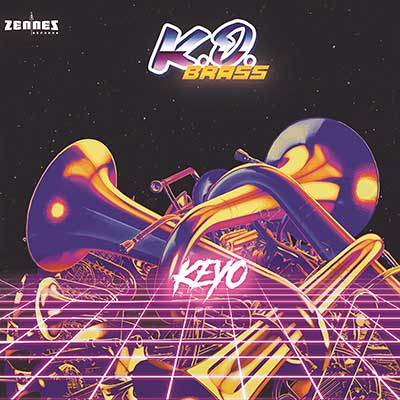 K.O.Brass - Keyo (audio cd)