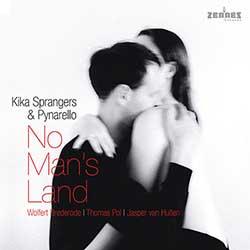 Kika Sprangers & Pynarello - No Man's Land (CD)