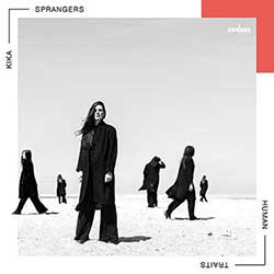 Kika Sprangers - Human Traits (audio cd)