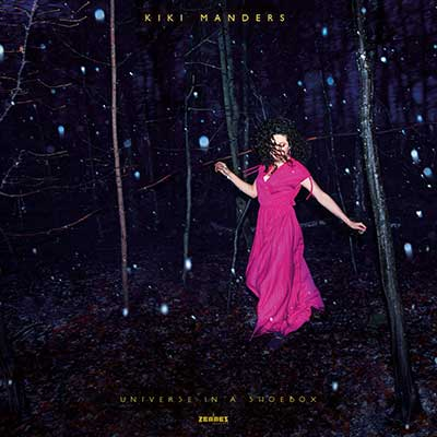 Kiki Manders - Universe in a Shoebox (audio-cd)