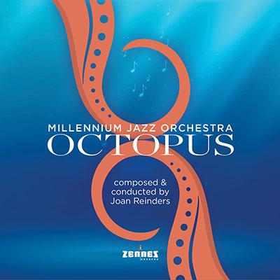 Millennium Jazz Orchestra - Octopus (audio-cd)