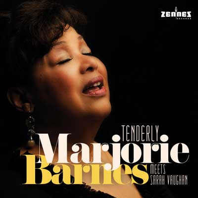 Marjorie Barnes - Tenderly (audio-cd)