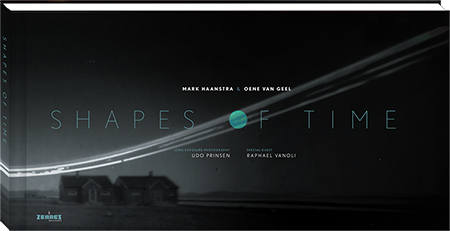 Mark Haanstra & Oene van Geel - Shapes Of Time (audio-cd)