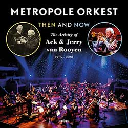 Metropole Orkest - Then and Now (vinyl)