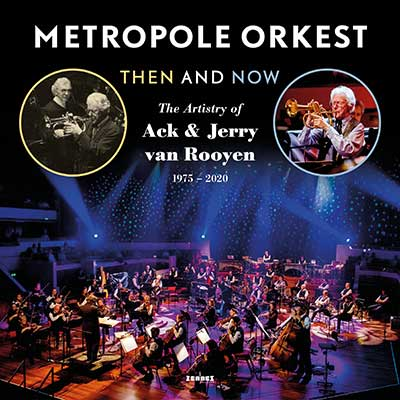 Metropole Orkest - Then and Now (download mp3)