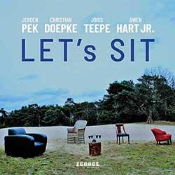 Pek Doepke Teepe Hart - Let's Sit (EP) (mp3)