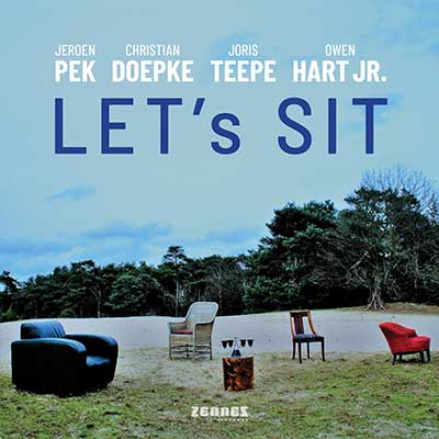 Pek Doepke Teepe Hart - Let's Sit (EP) (download)
