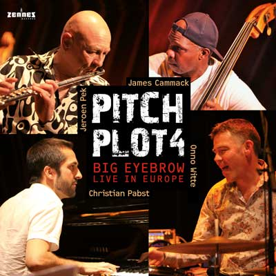 PitchPlot 4 - Big Eyebrow (audio-cd)