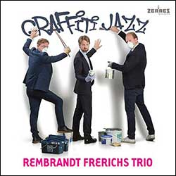 Rembrandt Frerichs Trio - Graffiti Jazz (audio cd)