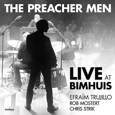 The Preacher Men – Live at Bimhuis (vinyl)