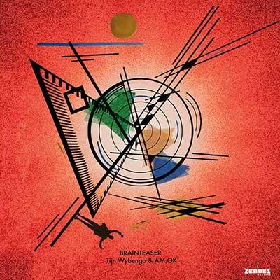 Tijn Wybenga & AM.OK – Brainteaser (vinyl)